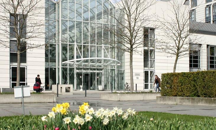 Charite Universitatsmedizin Berlin